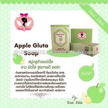 70g. Gluta Apple Soap Whitening Herbal Skin Lightening By Wink White70g. Gluta Apple Soap Whitening Herbal Skin Lightening By Wi