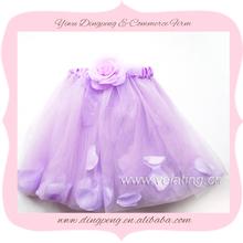 2014 High Quality Beautiful Chiffon Tutu Skirt