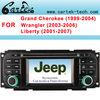 Car DVD Radio For Jeep Grand Cherokee (1999-2004)
