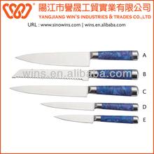 Coated Handle Royalty Line Knife Set