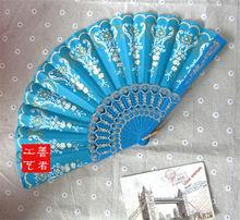 small plastic fan