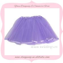 2014 High Quality Cute Purple Ballet Tutu Skirt