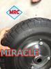 China good quality pu wheel barrow tire / pu foam tyre3.50-7