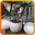 artificial dinossauro de brinquedo do ovo de dinossauro cresce