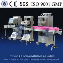High quality bleach filling machine pet bottle filling machine
