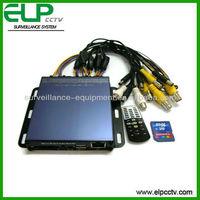 Mini 2CH SD Card GPS Taxi DVR ELP-MDR502S