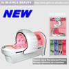 Luxury Royal Magic Light Sauan Spa Far Infared Slimming Spa Capsule/infrared SPA capsule,SG-S224A
