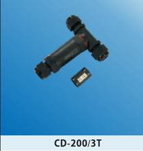 IP68 Waterproof connector 3 poles