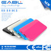 manufacturer wholesale travel CE&ROHS elegant mini mobile power bank 2200mah