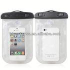 wholesale stylish Watertight bag for iphone5 waterproof padded camera bag