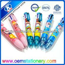 2014 advertising ball pen/stylus ball pen/ hotel ball pen for kids
