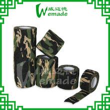 CERTIFICATED Porous Camo Cohesive bandage/Wrap (2014 Hot !)