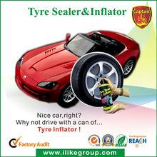 Tubeless Tire Sealer and inflator (car ,bike ,motor)