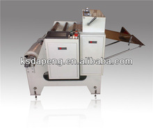 silicon paper roll to sheet cutter