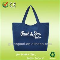 2014 Fashional Portative canvas school bag