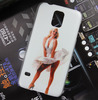 print special animal sex girl mobile phone case with your own design