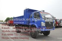 FOTON military 4x4 dump truck