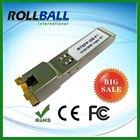 cisco compatible 1.25G 100m fiber rj45 adapter