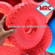 wheelbarrow pu foam filled wheels 3.50-4