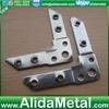 HVAC System Galvanized steel air duct accessories/corners