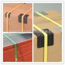 L shape 90 degree angle Plastic Corner Guard manufacturer