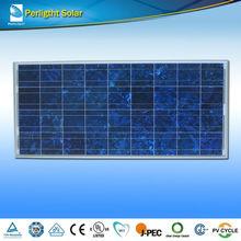Flexible Polycrystalline Solar Panel 130W