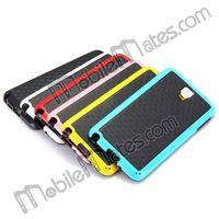 Shock Proof PC+TPU Hybrid Hard Case for Samsung Galaxy Note 3 Lite N750 / Neo N7500 N7505