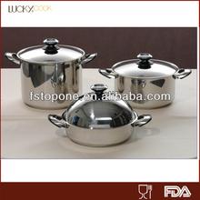 Dôme couvercle en acier inoxydable nouvelle cuisine produits