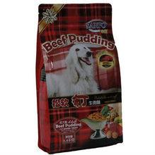hot sale pet food packaging nylon bag