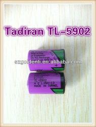 100% new and original Tadiran TL-5902 lithium Battery