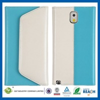 C&T 2014 LUXURY leather case for samsung galaxy note 3/iii n9000 n