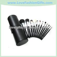 Fashional Makeup Brush Bag,Leather Cosmetic Bag