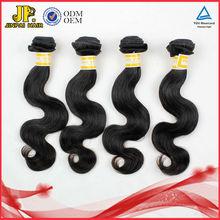 JP Hair Virgin Full Cuticles Weft Wavy Hair