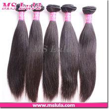 2013 bulk virgin braiding human hair straight malaysian virgin hair 5 pcs