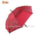 30'inch 8K Waterproof High Quality umbrella frocks,golf umbrella with vent