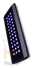 semiconductor applications dimmable led aquarium reef light