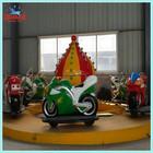 Kids rides amusement motorcycle racing