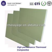 fr4 epoxy glass board (green color)