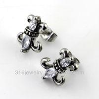 stainless steel earring casting