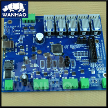 smt pcb assembly, 3d printer main circuit board, PCBA for pinter control board