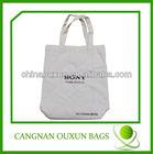 Reusable Eco Natural Color cotton shopping bag