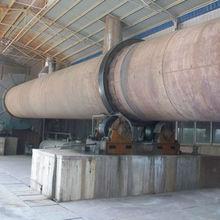 lime rotary kiln for calcining petroleum coke / petroleum coke lime kiln