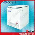 Kl05rf vertical en el suelo refrigerado cesta centrífuga