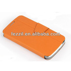 Cute leather flip case for samsung i9100 galaxy s2