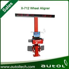 LAUNCH X-712 LAUNCH Multilingual 3D Wheel Aligner/CE certificate