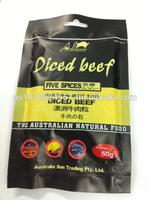 Beef Dice- Five Spices Flavour - Australia Sun Trading