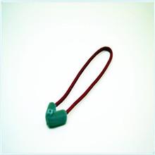 vivid style dot paint zipper pullers
