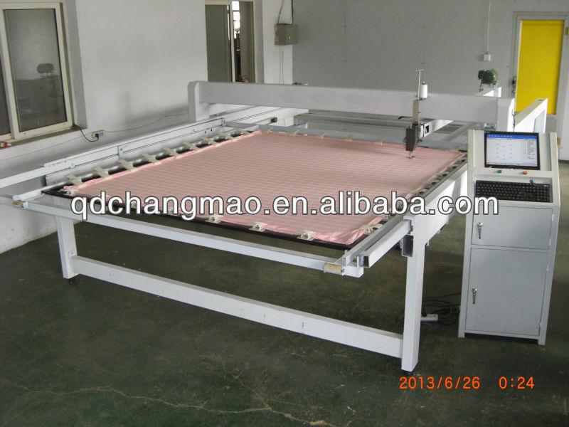 automatic arm quilting machine