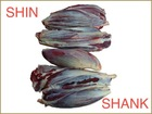 FROZEN BUFFALO/BEEF SHIN SHANK