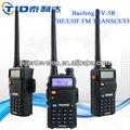 Baofeng uv5r 5 w walkie talkie reloj de pulsera